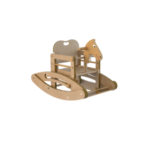 La chaise dada - Cheval à bascule